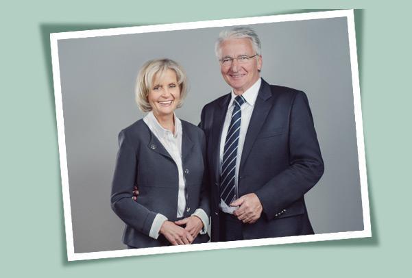 Anke und Uwe Landschoof Gründer von Landschoof Etiketten